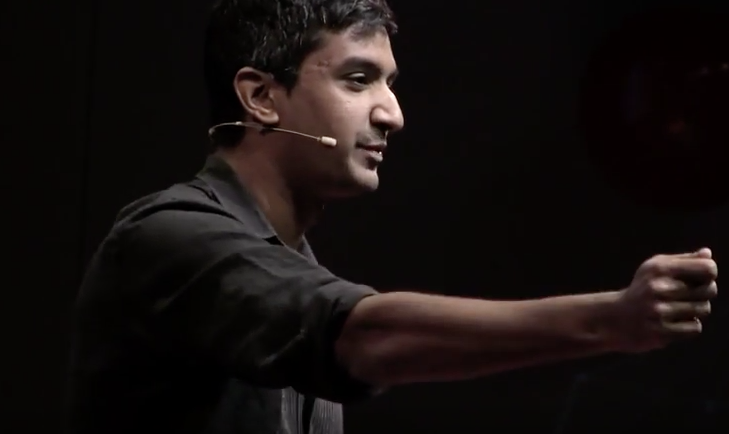 How culture and technology create one another|Ramesh Srinivasan