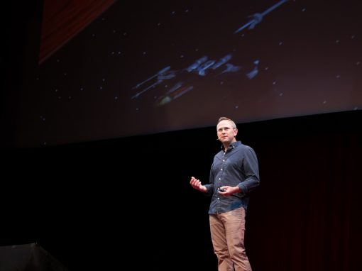Space travel is human travel | Dana Carpenter